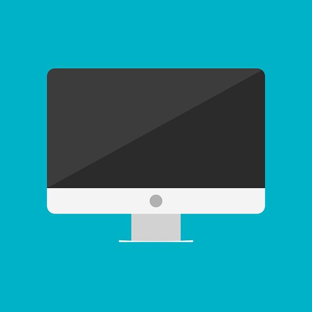 Pc, Computer, Screen, Monitor, Ad, Desktop, Desk, Work
