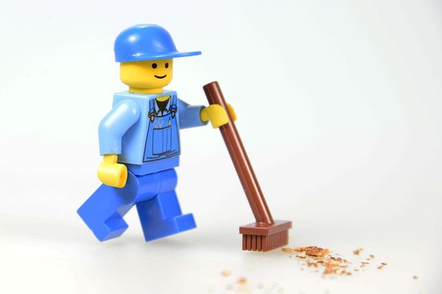 Lego, Legomaennchen, Males, Workers, Work, Return