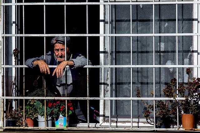 People, Adult, Urban, Man, Window, Work, Person