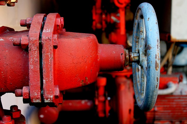 Pozzo, Pump, Work, Red