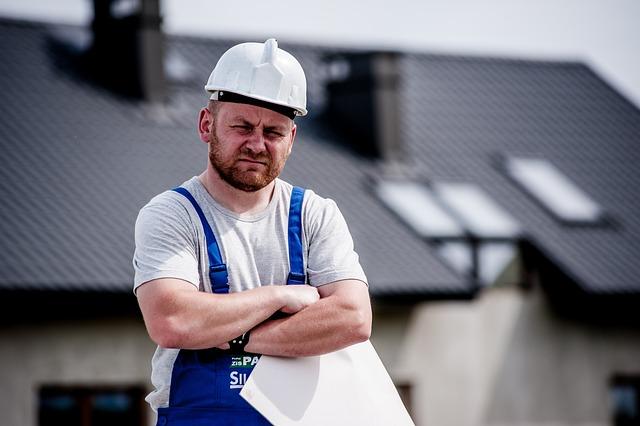 Building, Professional, Employee, Builder, Worker