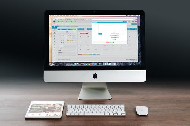 Apple, Imac, Ipad, Workplace, Freelancer, Computer