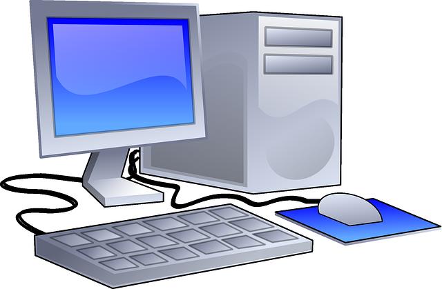 Workstation, Computer, Office, Desktop, Hardware