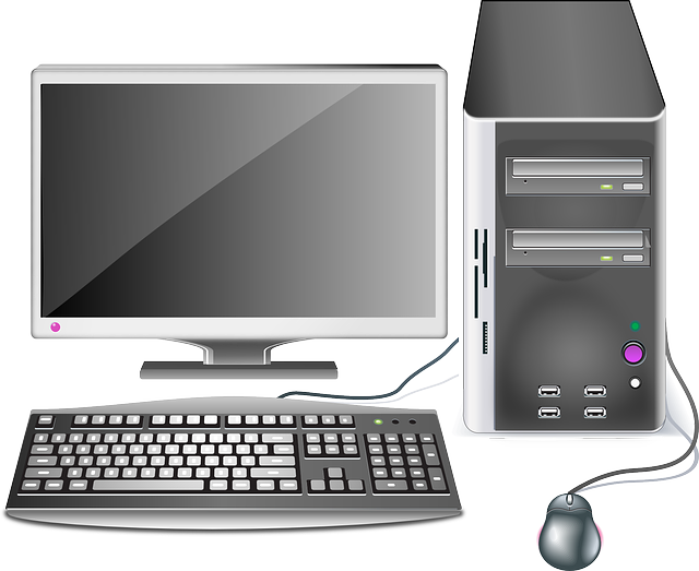 Computer, Desktop, Workstation, Office, Hardware