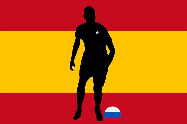 Wm2018, World Championship, Spain, Football