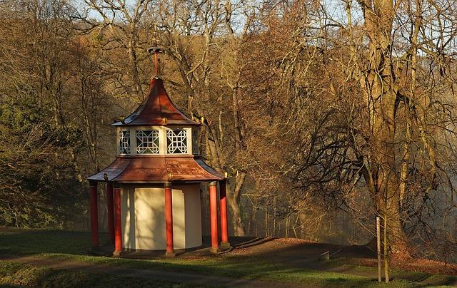 Kassel, World Heritage, Mountain Park Wilhelmshöhe