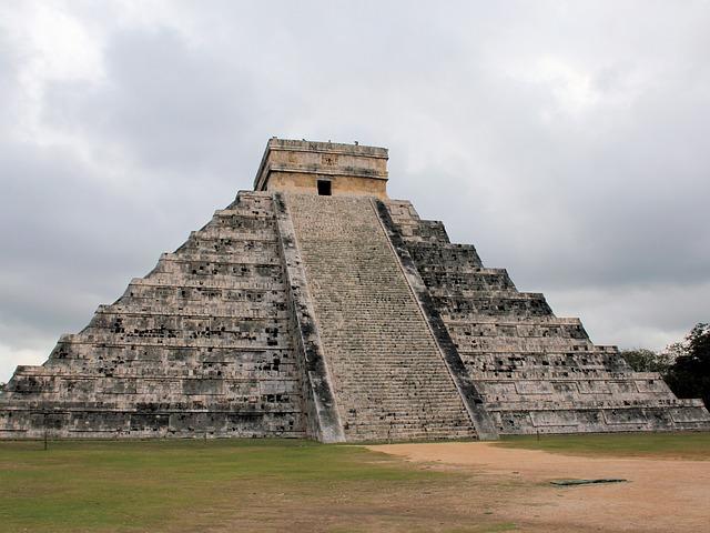 Chichén Itzá, Mexico, Unesco, World Heritage, Maya