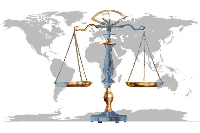 Law, World, Legal, Symbol, Global, Justice, Globe