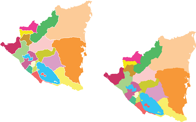 Nicaragua, Managua, Map, Geography, Travel, World