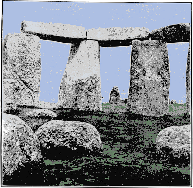 Druid, Monument, Old, Stonehenge, Stones, World