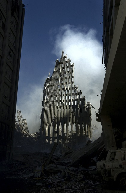 World Trade Center, Twin Towers, Terrorist Attack