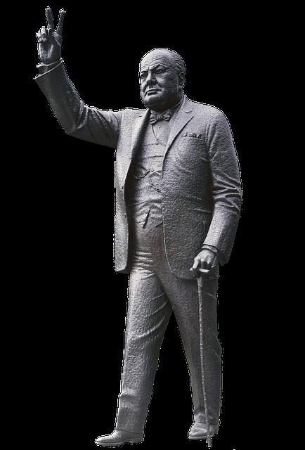 Churchill, Winston Churchill, Politician, World War