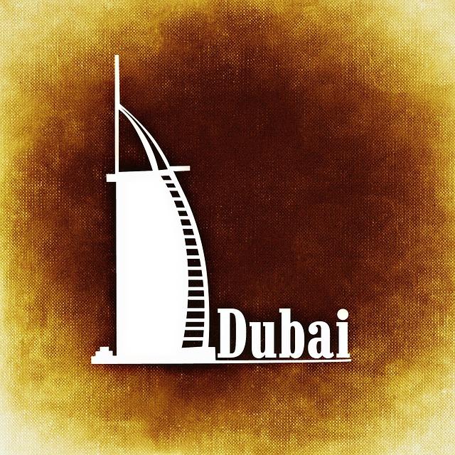 Cities, Worldwide, Background, Dubai