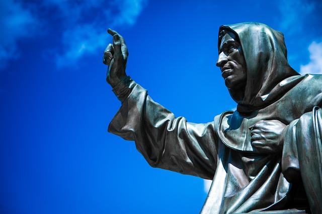 Luther Memorial, Girolamo Savonarola, Worms