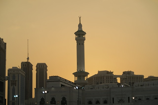 Minaret, Cami, Mecca, Harem, Religion, Worship, Islam