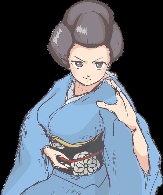 Japan, Japanese, Geisya, Wouldn't Have Bands, Karate