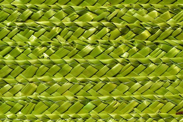 Basket, Woven, Braid, Wicker, Background, Wattle, Close