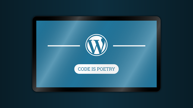 Wordpress, Code, Wp, Poetry, Tablet, Webdesign, Vektor