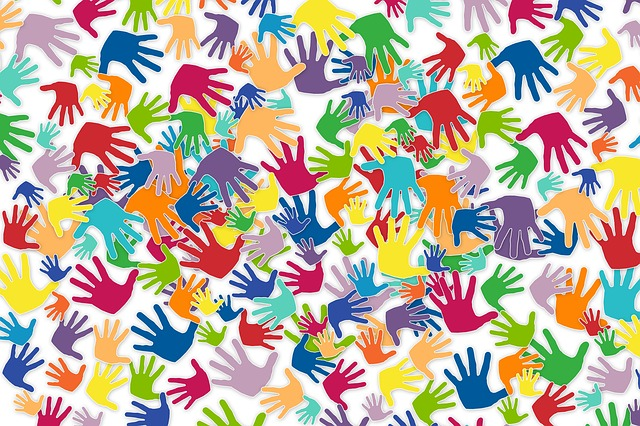 Volunteers, Hands, Voluntary, Wrap, Protect, Protection