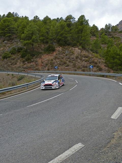 Rally Catalunya, Wrc, Ford Focus