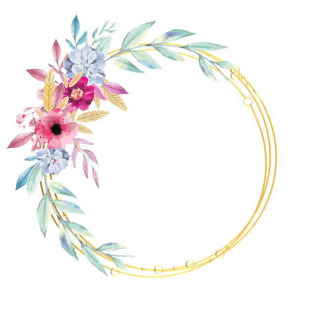 Flower, Branch, Corolla, Wreath, Lease, Spring