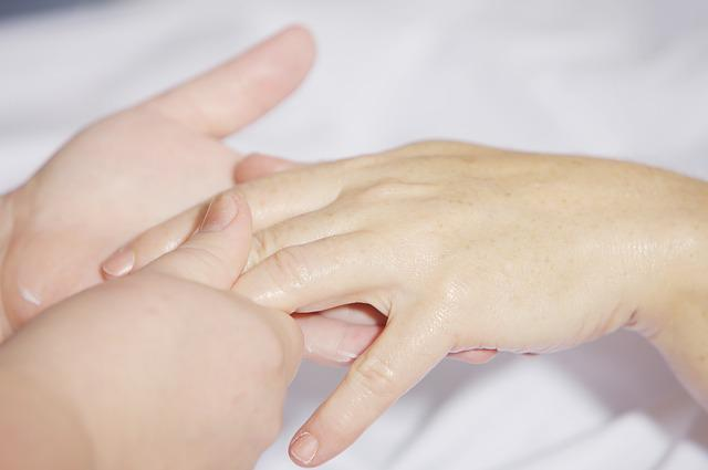 Hand Massage, Treatment, Finger, Keep, Hand, Wrist