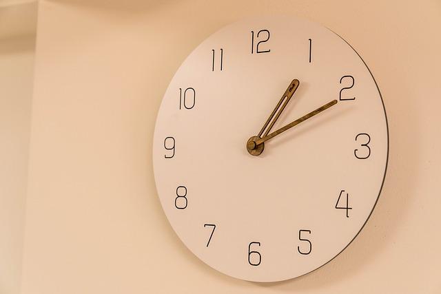 Clock, Numbers, Wrist Watch