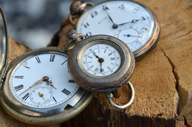 Antique, Clock, Wrist Watch, Minute, Time, Clock Face