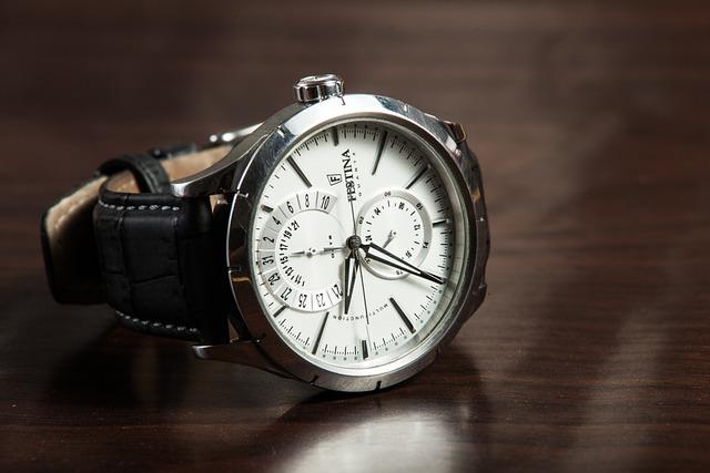 Wristwatch, Watch, Time, Gadget, Accessory, Device