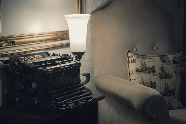 Typewriter, Technology, Write, Letters, Communication