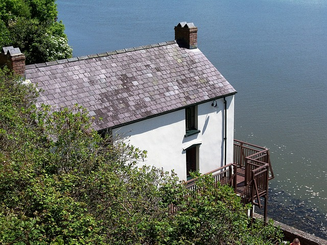 Dylan Thomas, House, Writing, Poetry, Laugharne