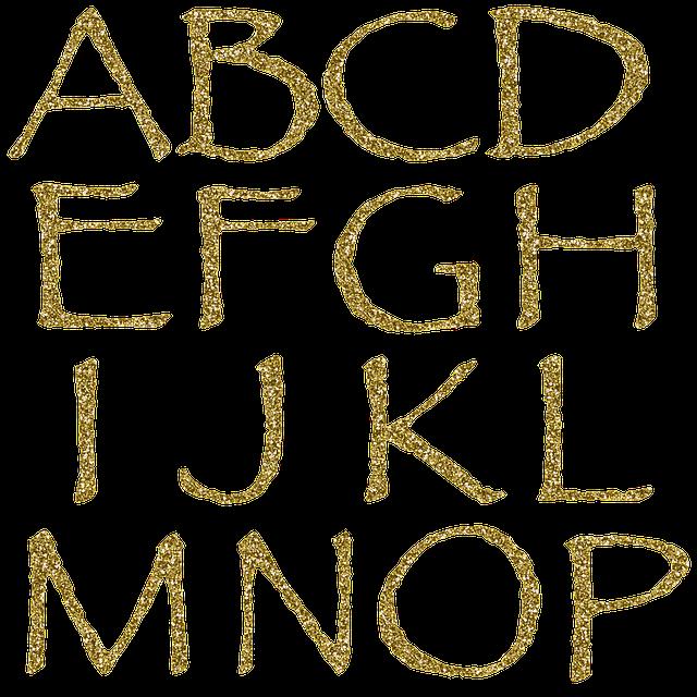 Font, Lettering, Alphabet, Writing, Letters