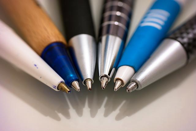 Pen, Pens, Leave, Office, Writing Tool, Office Supplies