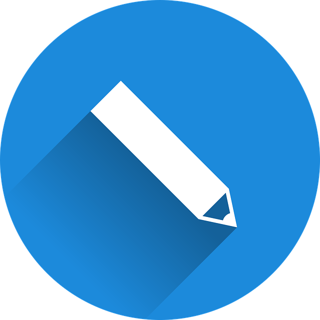 Pen, Leave, Pencil, Writing Tool, Work, Message, Blue