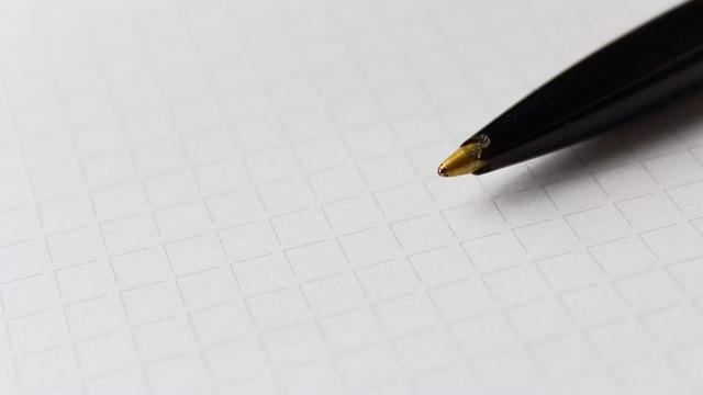 Pen, Paper, Karos, Texture, Write, Office, Writing Tool