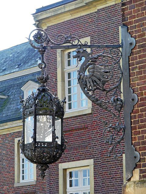 Historical Light, Wrought Iron, Artfully, Arts Crafts