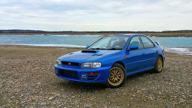 Wrx, Sti, Rally, Sports Car, Subaru, Jdm, Speed, Lake