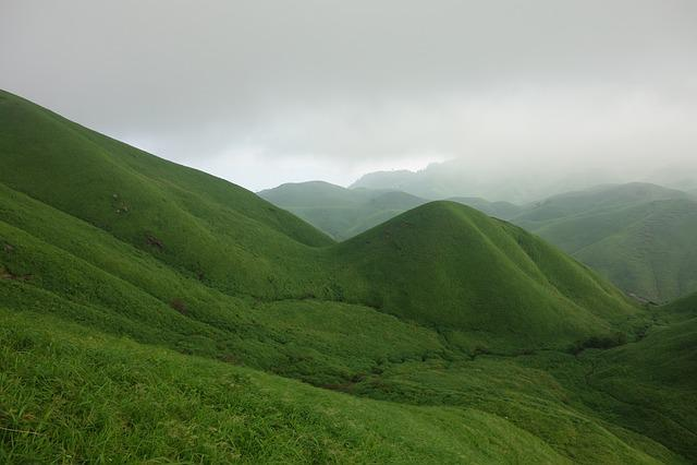 Wugongshan, Mountains, Cloud