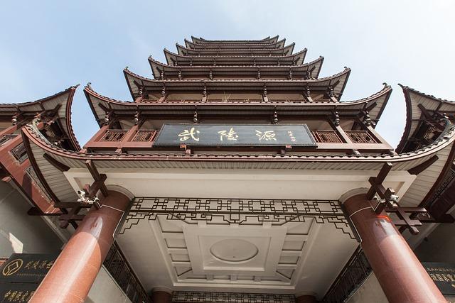Wulingyuan, Building, China