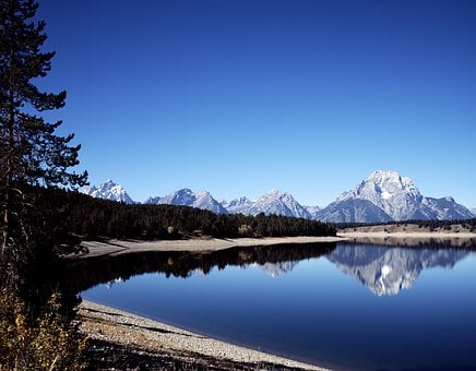 Grand Teton National Park, Wyoming, Teton