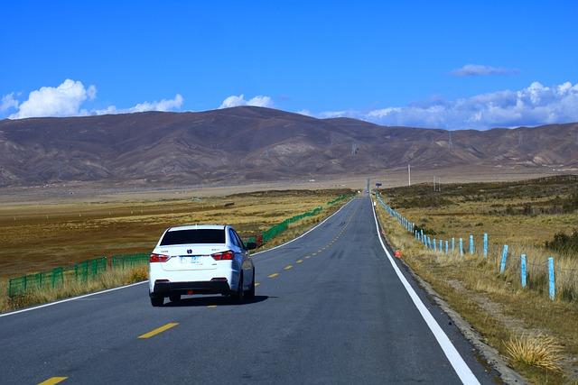 Qinghai, The Scenery, Blue Sky, Xining, Lake, China