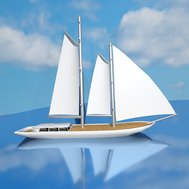 Sailing Boat, Ship, Yacht, Sail, Nautical, Sea, Boot