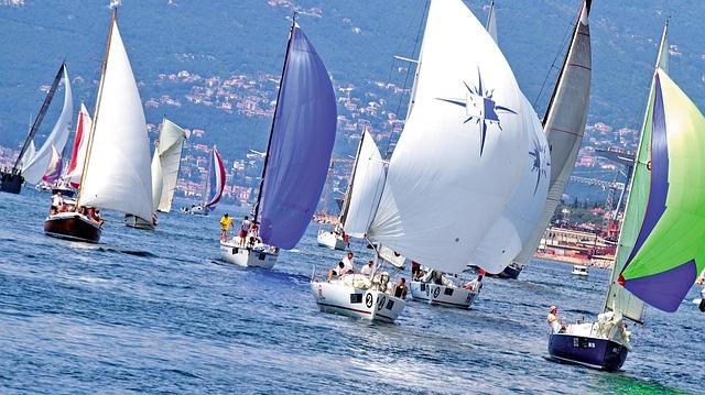 Regatta, Fiumanka, Race, Sailboat, Sailing, Yacht, Sea