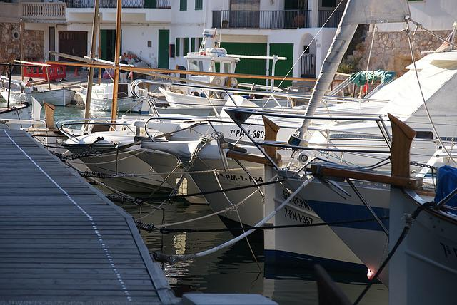 Port, Mallorca, Sea, Island, Marina, Booked, Yacht