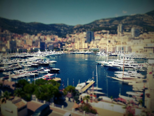 Monaco, Port, City, Principality Of Monaco, Yachts