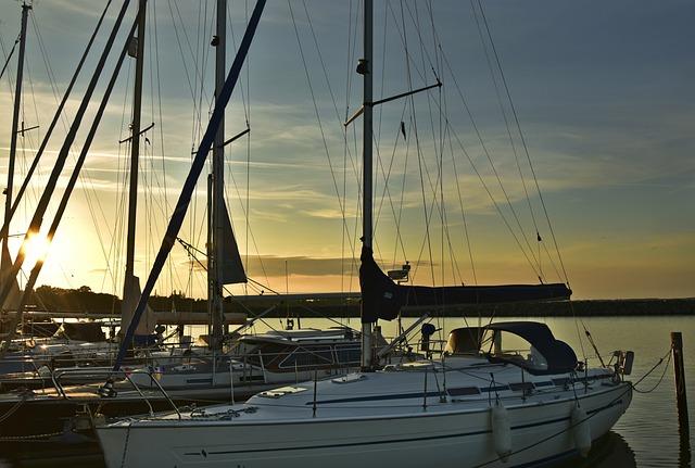 Port Boats, Sailing Boats, Ships, Yachts, Investors