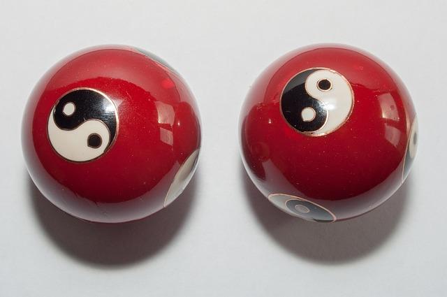 Qi Gong, Balls, Red, Hollow Balls, Yin, Yang, About
