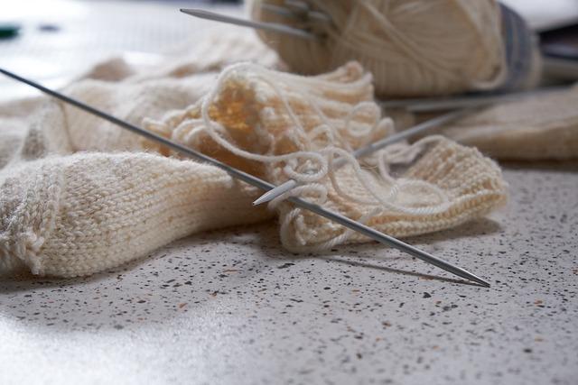Knit, Yarn, Wool, Hand Labor, Knitwear, Creative