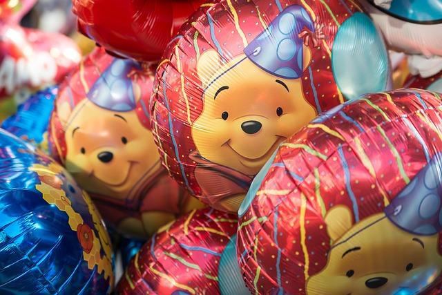 Balloon, Folk Festival, Ballons, Fair, Year Market