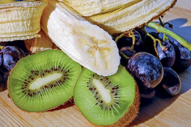 Banana, Fruit, Yellow, Healthy, Delicious, Frisch
